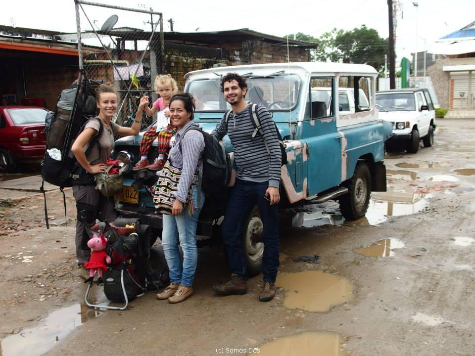 Somos Dos: Puerto Leguizamo - pożegnanie