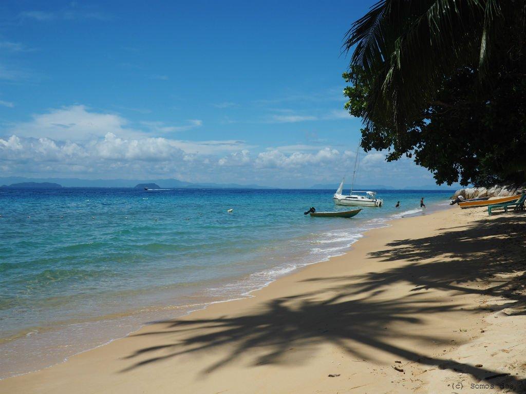 Nasz mały raj - wolontariat w Mari-Mari. Pulau Perhentian, Malaysia