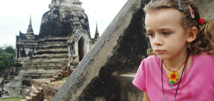 Ayutthaya - trudne emocje
