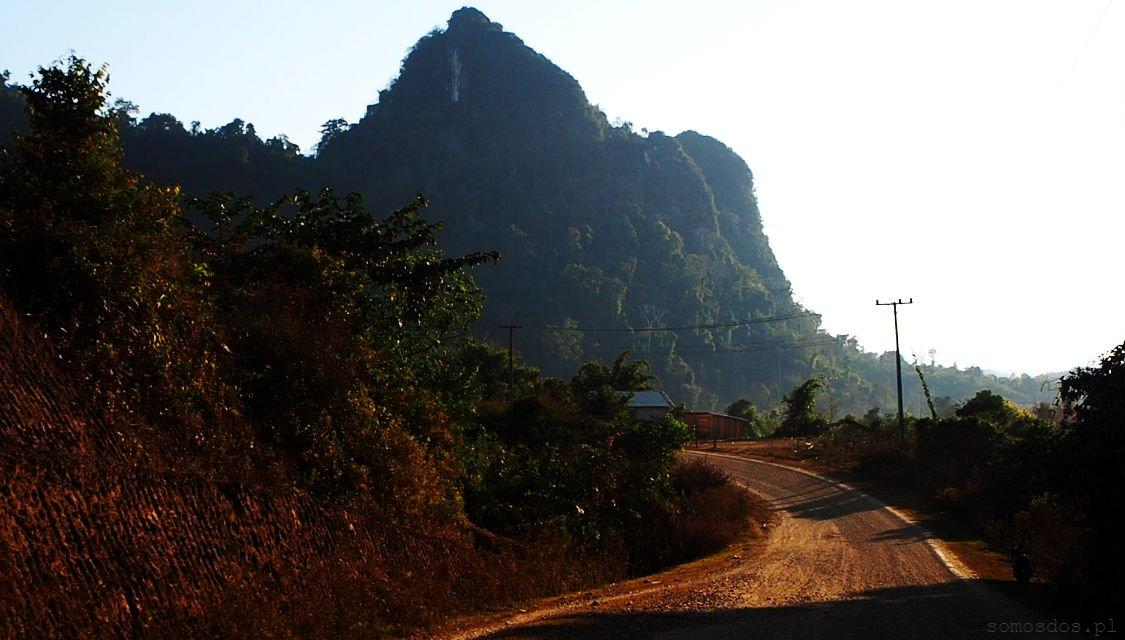 Laotańskie bezdroża