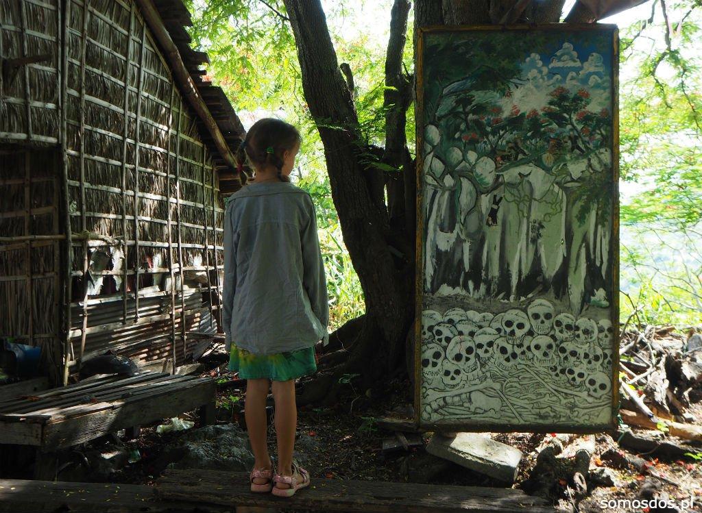 Killing Cave, Phnom Sampeau, Kambodża