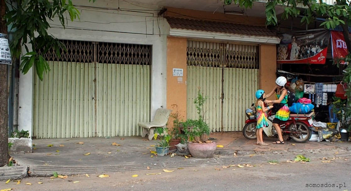 Takeo, Takev, Kambodza, Cambodia
