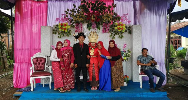 batak wedding sumatra indonesia