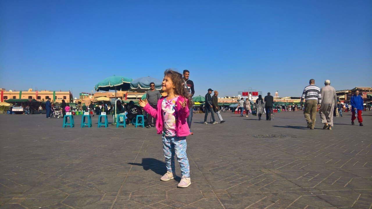 Wyjazd z dzieckiem do Maroka był wielkim marzeniem Eli.