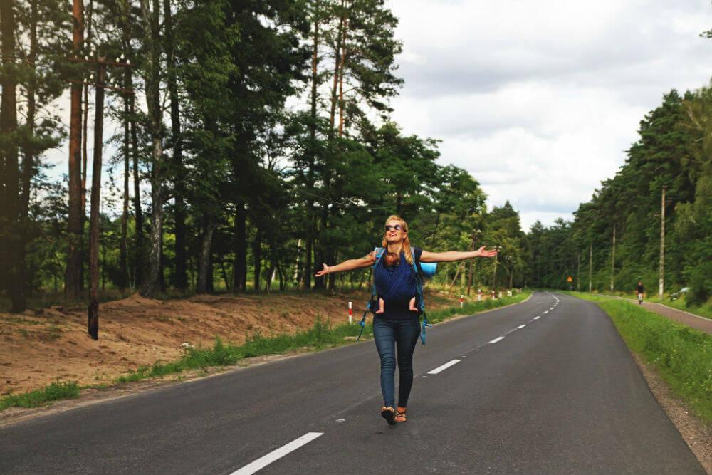 Hony i Światek. Ciągle w drodze. fot. Jagoda Runowska