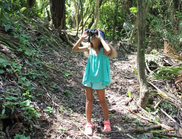 W belizyjskiej dżungli. Fot.: archiwum autorki.