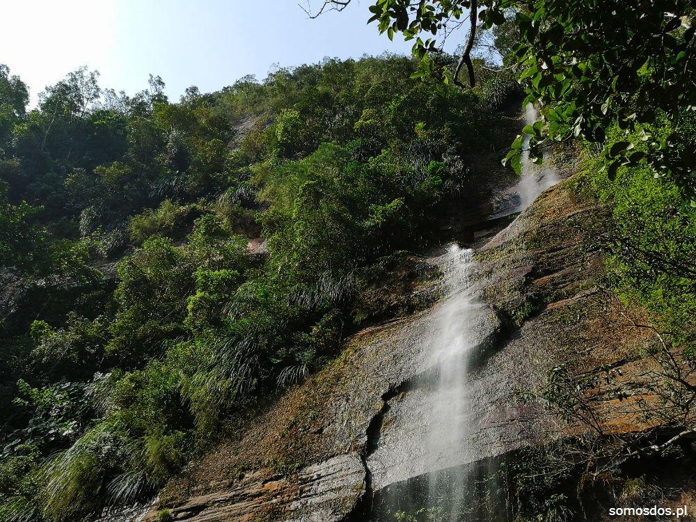 waterfall Harau Valey Indonezja