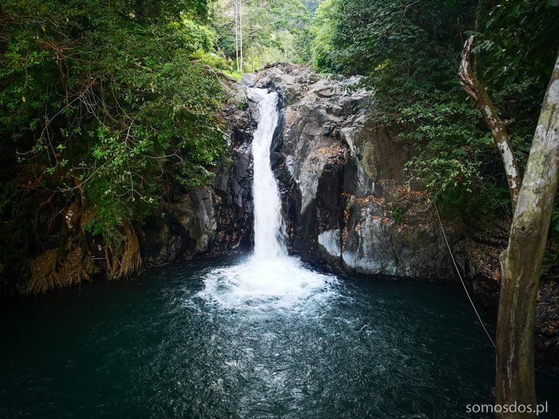 waterfall Kroya, Bali, Indonesia