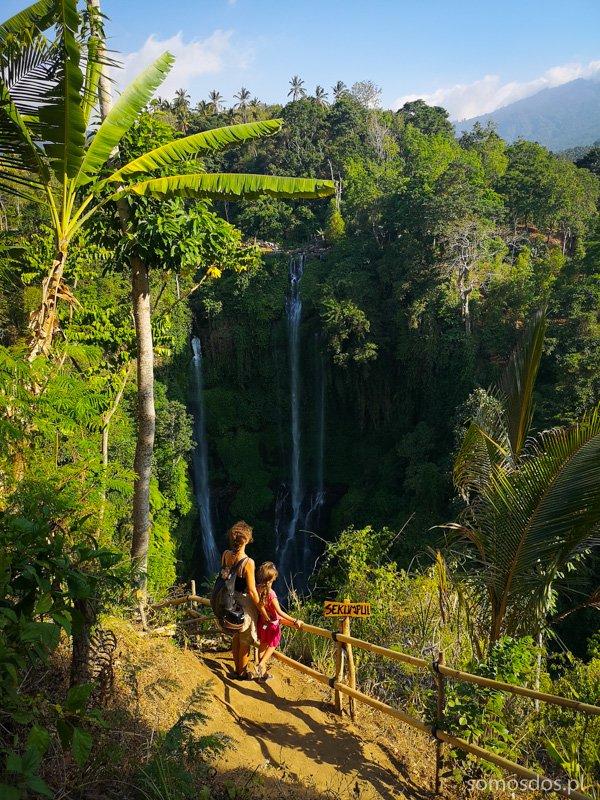 on the way to Sekumpul Waterfall, Bali, Indonesia