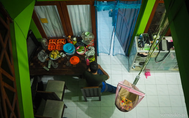 home in Indonesia