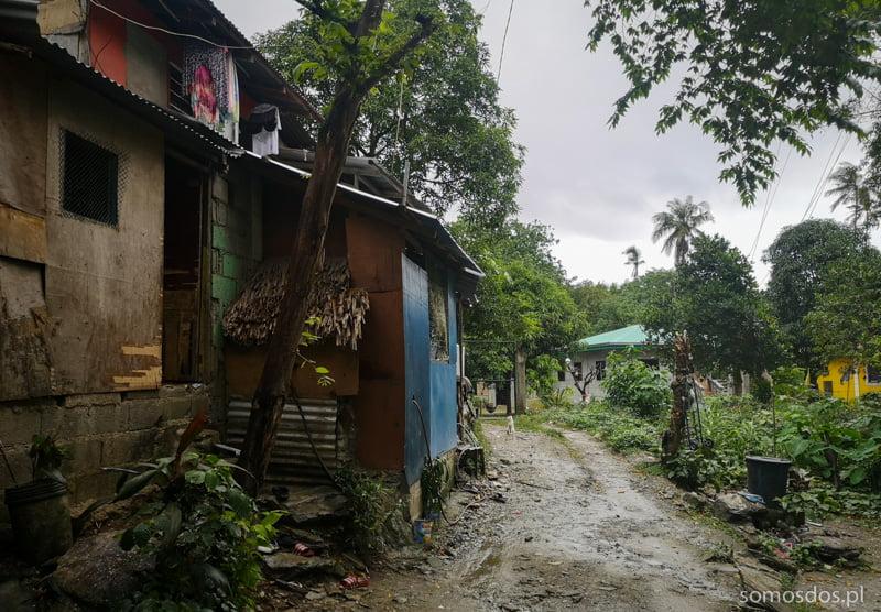 home village Philippines