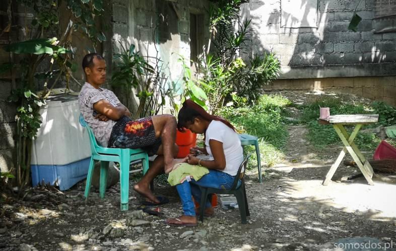 pedikir na Filipinach