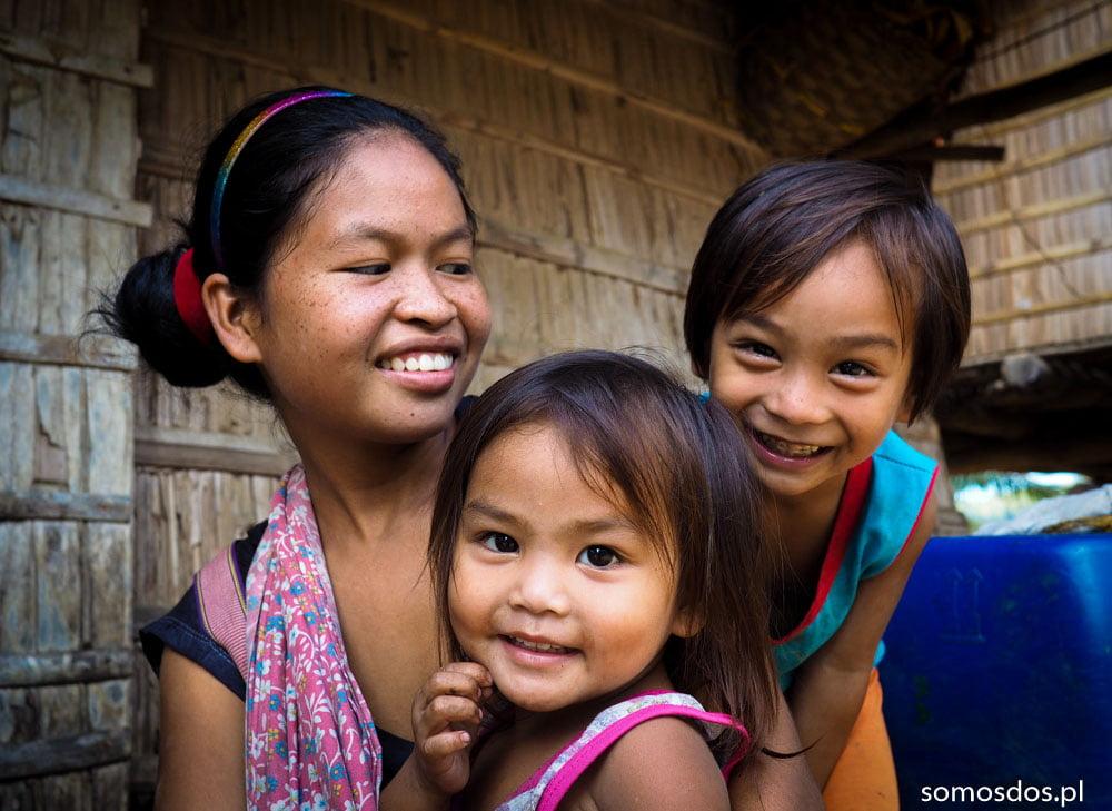 mangyan's hanonoo family