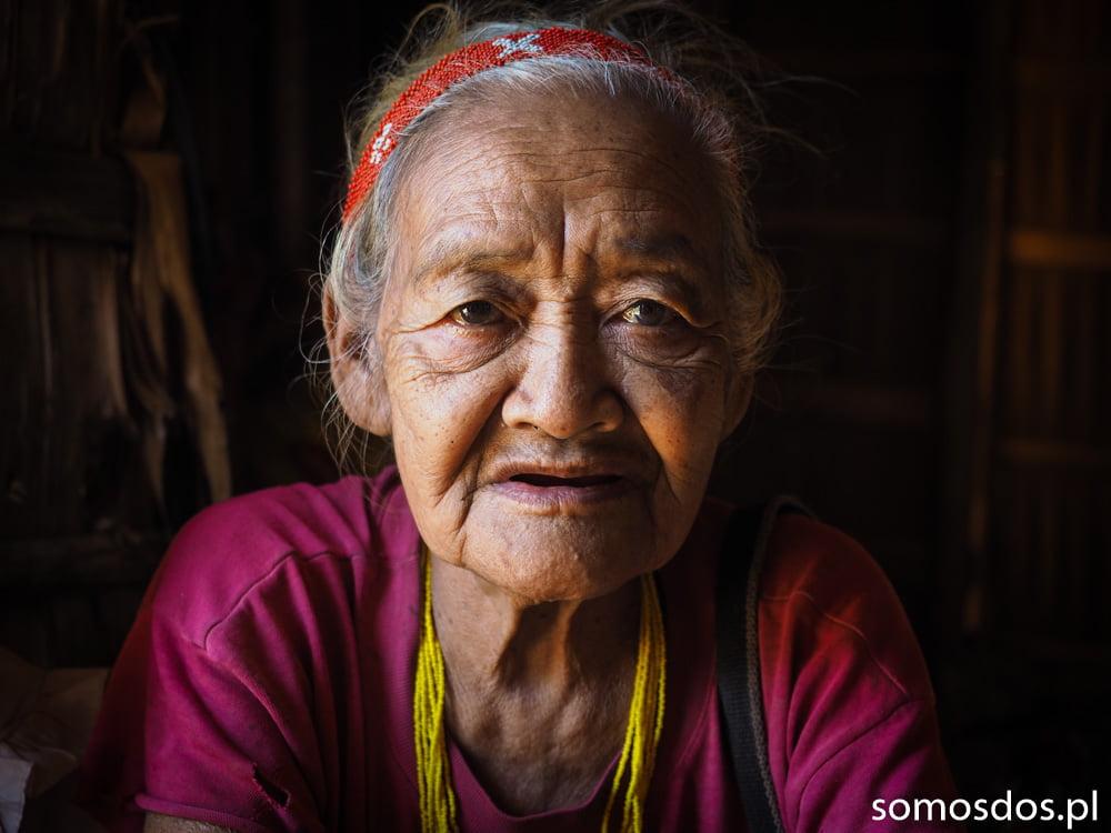 Baye Ingan mangyan's hanonoo woman
