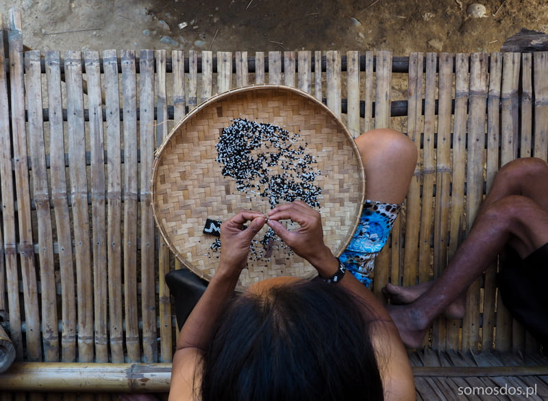 mangyan handicraft