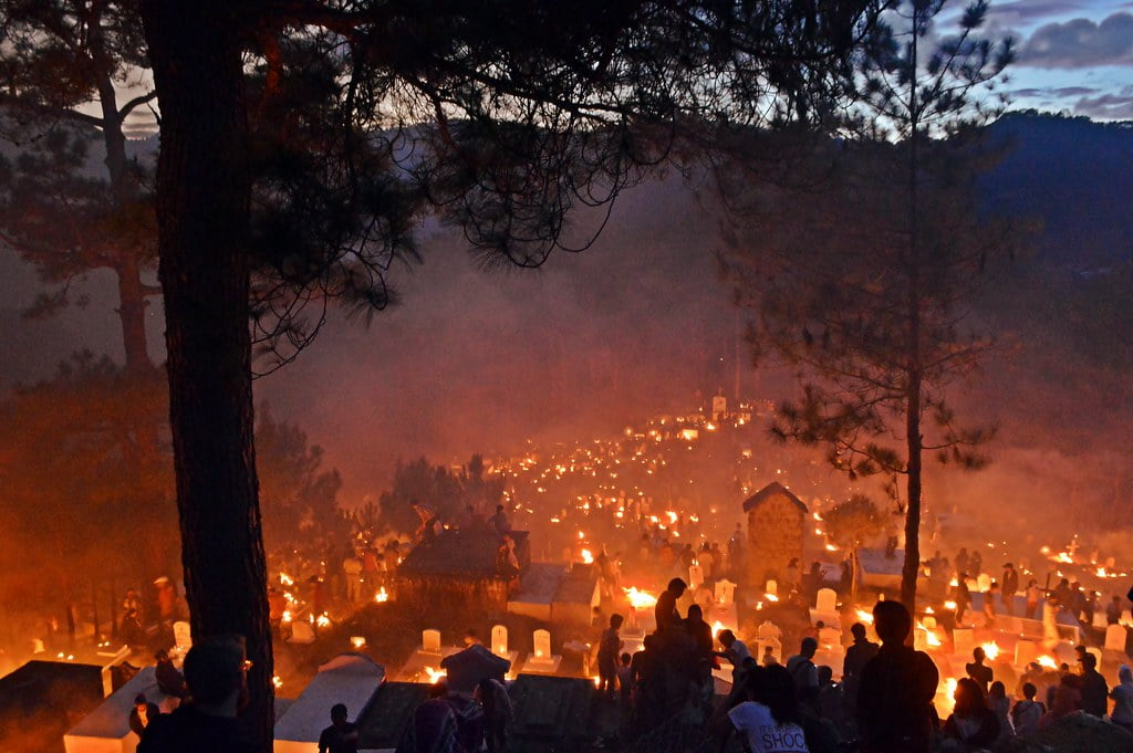 panag Apoy Festival, Sagada - Happy Juanderer Travel Inc.