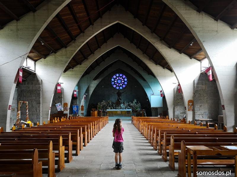 Kościół św. Marii Dziewicy, Sagada