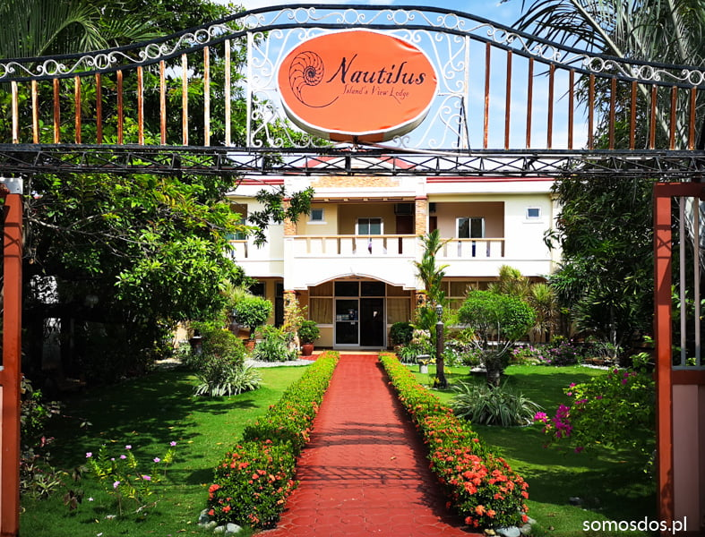 Hotel Nautilus, Lucap