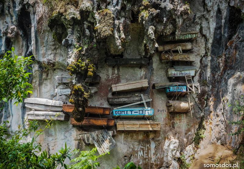 sagada, hanging coffins