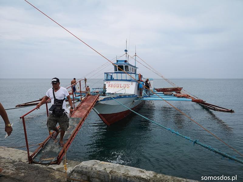 jak dostać się z Marinduque na Mindoro