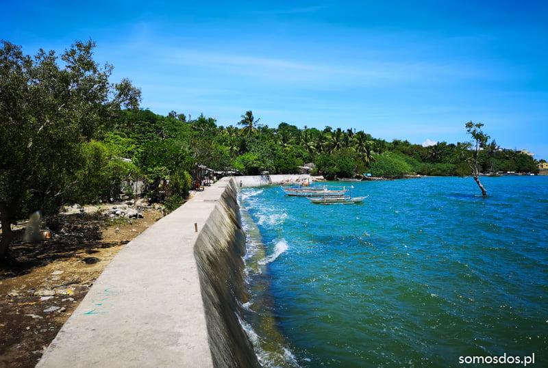 Padre Burgos beach