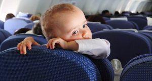 Gaja w samolocie