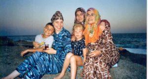 Rodzina turecka