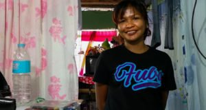 Irene, Philippine girl