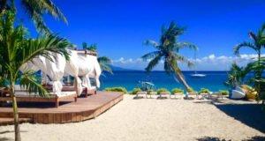 Sunny Beach Resort massage