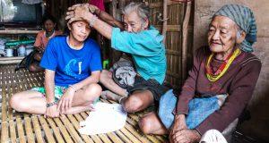 filipinski uzdrowiciel, healer