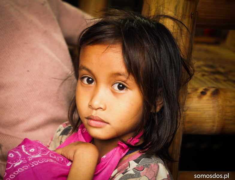 Mikay mangyan's child