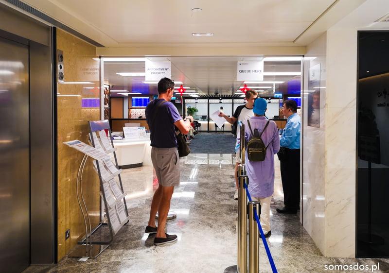 Centrum Aplikacji Wizowych do Chin w Hongkongu