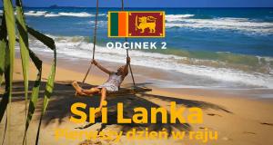 dziecko na huśtawce Sri Lanka