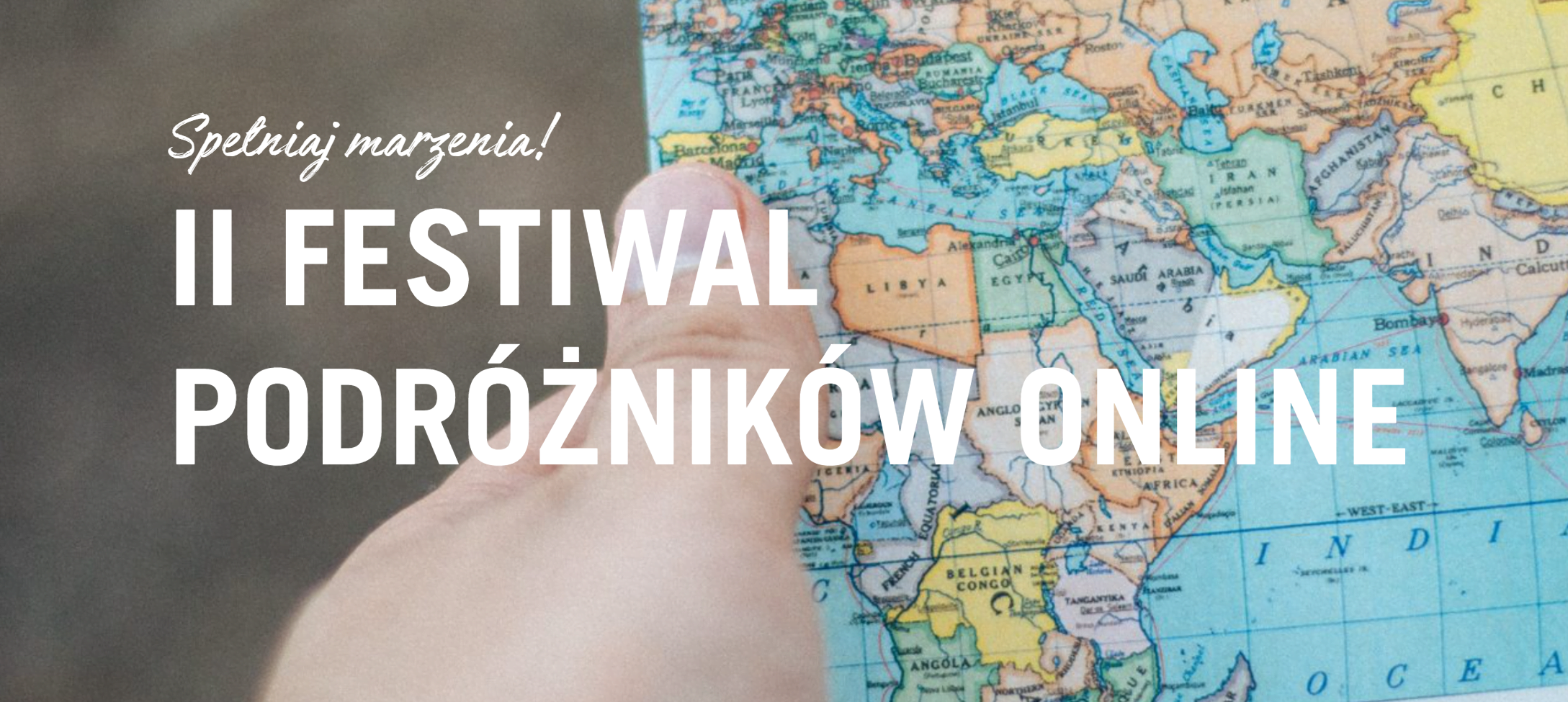 II Festiwal Podróżników Online