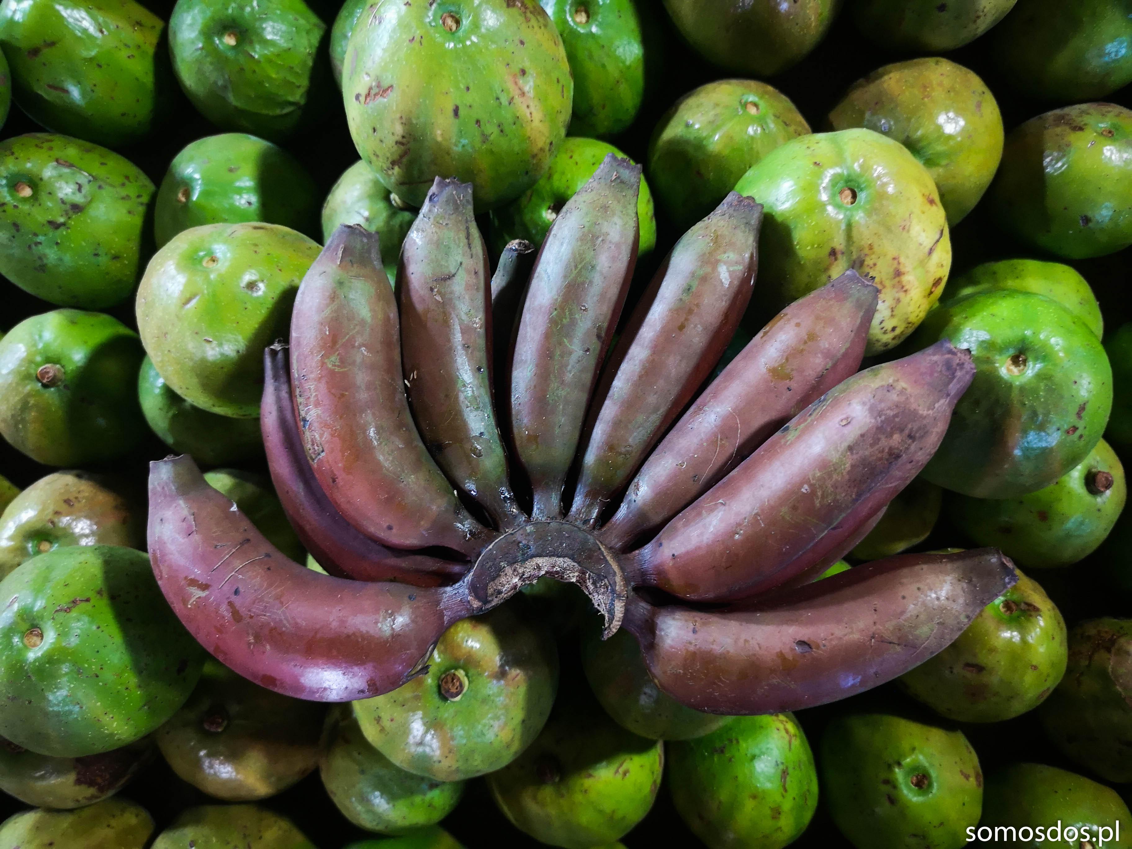 Sri Lanka owoce i warzywa