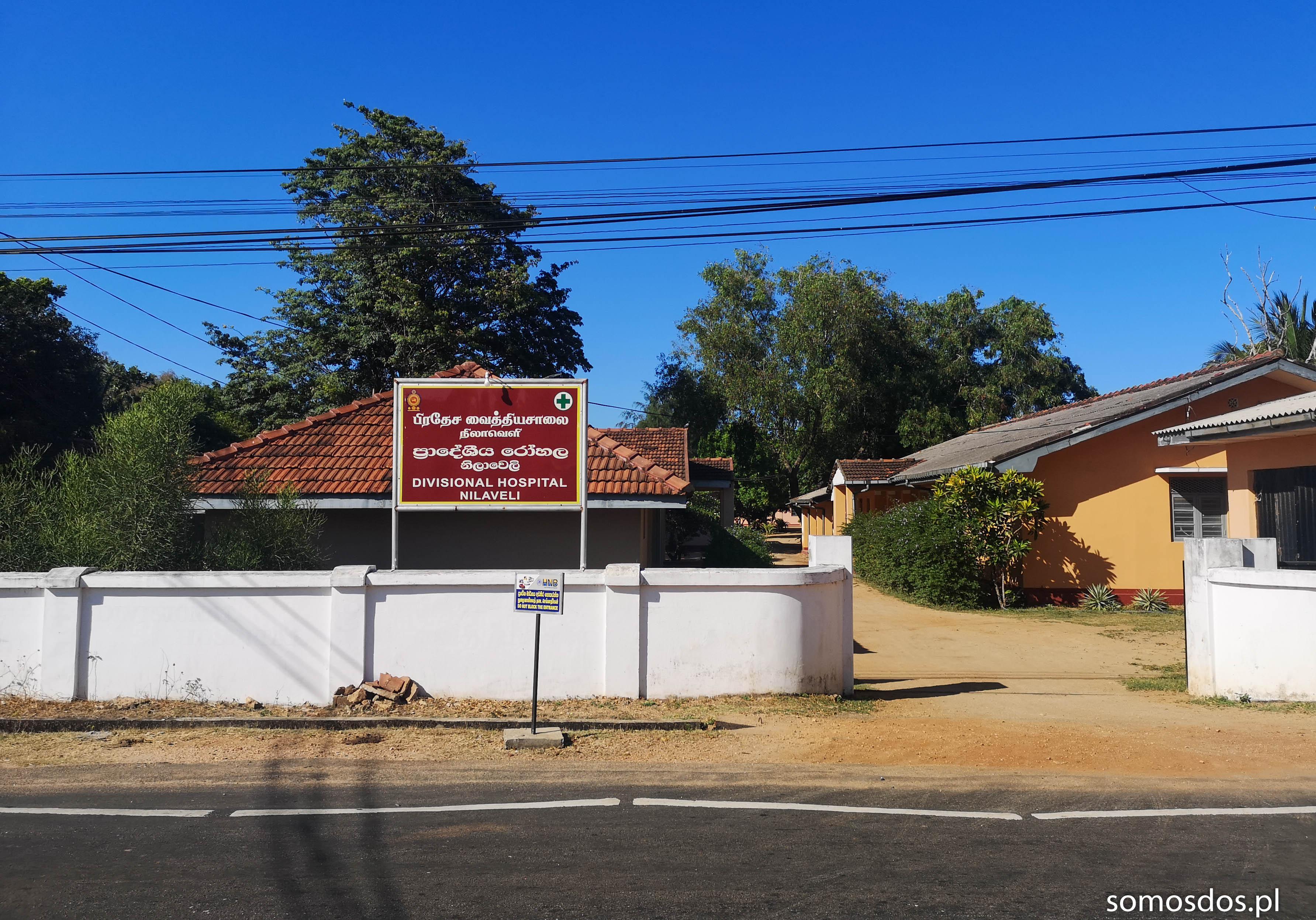 Szpital  Sri Lanka