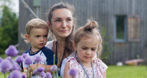 Iza i rodzina