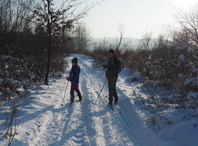 narty biegowe dla dzieci i dorosłych